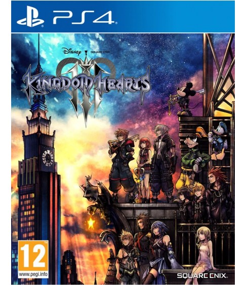 Kingdom Hearts III [PS4]